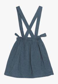 Turtledove - BRACER SKIRT BABY - Áčková sukně - denim - 1