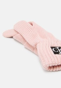 Calvin Klein Jeans - MODERN ESSENTIALS GLOVES UNISEX - Gants - pink - 1