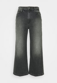 Frame Denim - ALI WIDE CROP - Jean flare - silverwood - 0