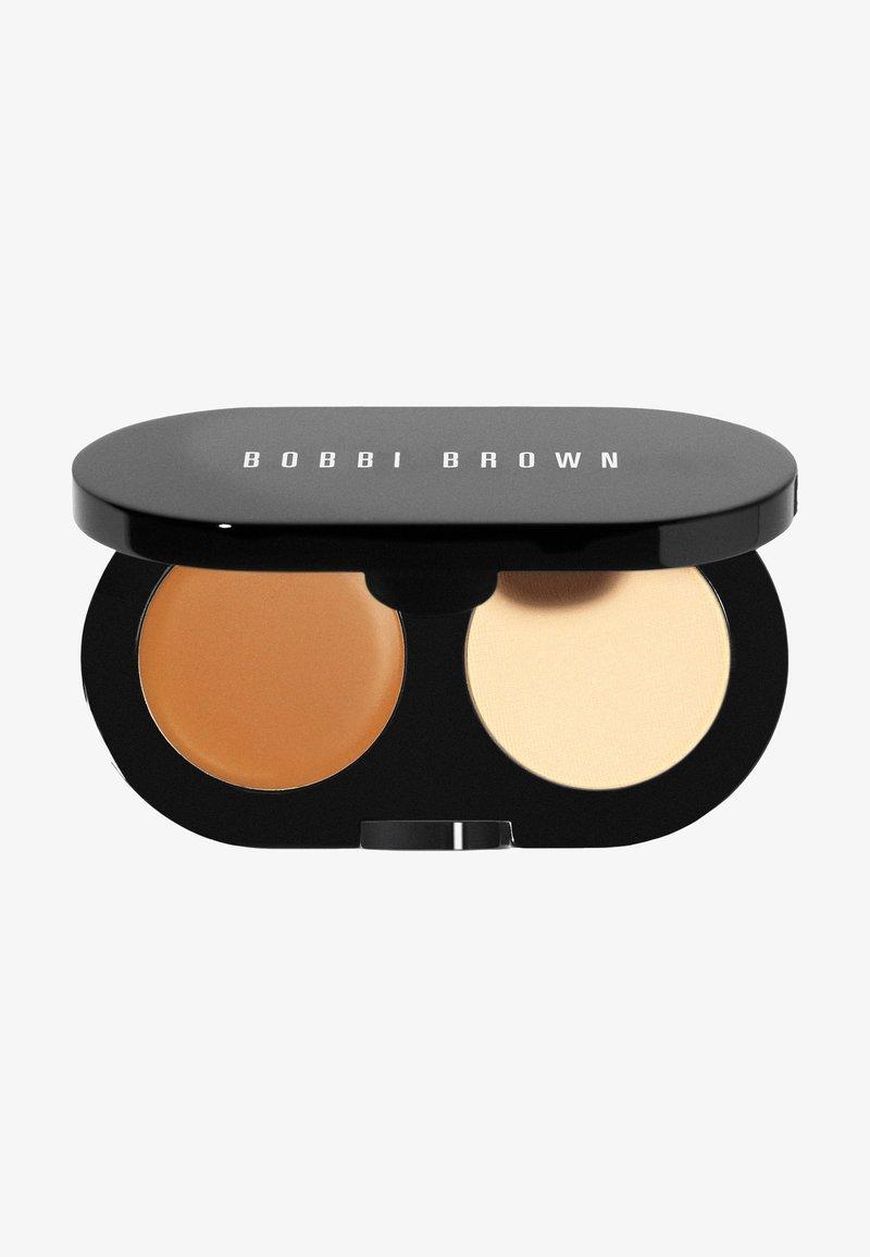 Bobbi Brown - CREAMY CONCEALER KIT - Makeup set - golden