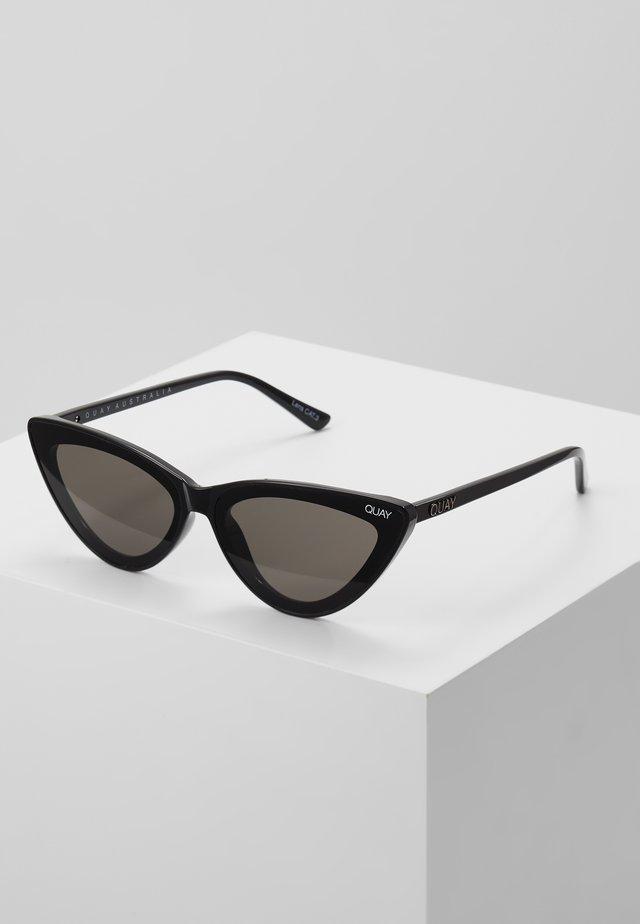 FLEX LIZZO - Occhiali da sole - black/smoke