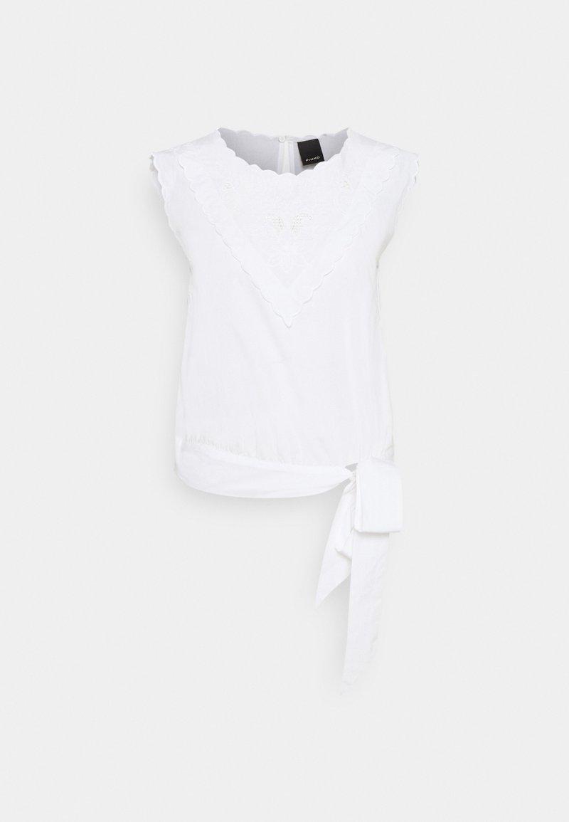 Pinko - ADULTERO INTAGLIATO - Blouse - off white