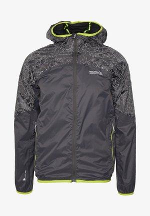 LEVIN  - Waterproof jacket - magnet