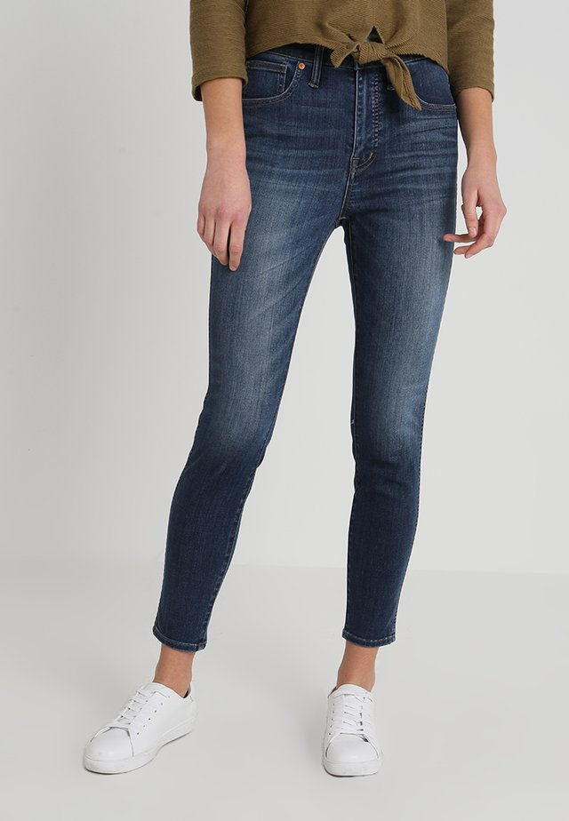 HIGH RISE - Jeans Skinny Fit - danny