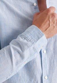 Superdry - Formal shirt - blue bonnet stripe - 3
