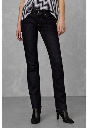 Straight leg jeans - gorbi rinse
