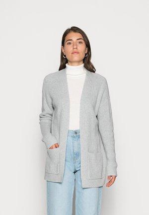 SWEATERS CARDIGAN - Cardigan - light grey