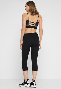 Puma - ACTIVE  - 3/4 sports trousers - puma black - 2