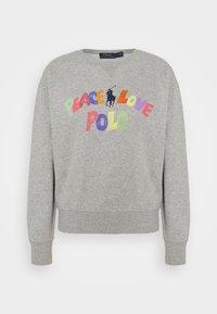 SEASONAL LONG SLEEVE - Sweatshirt - grey