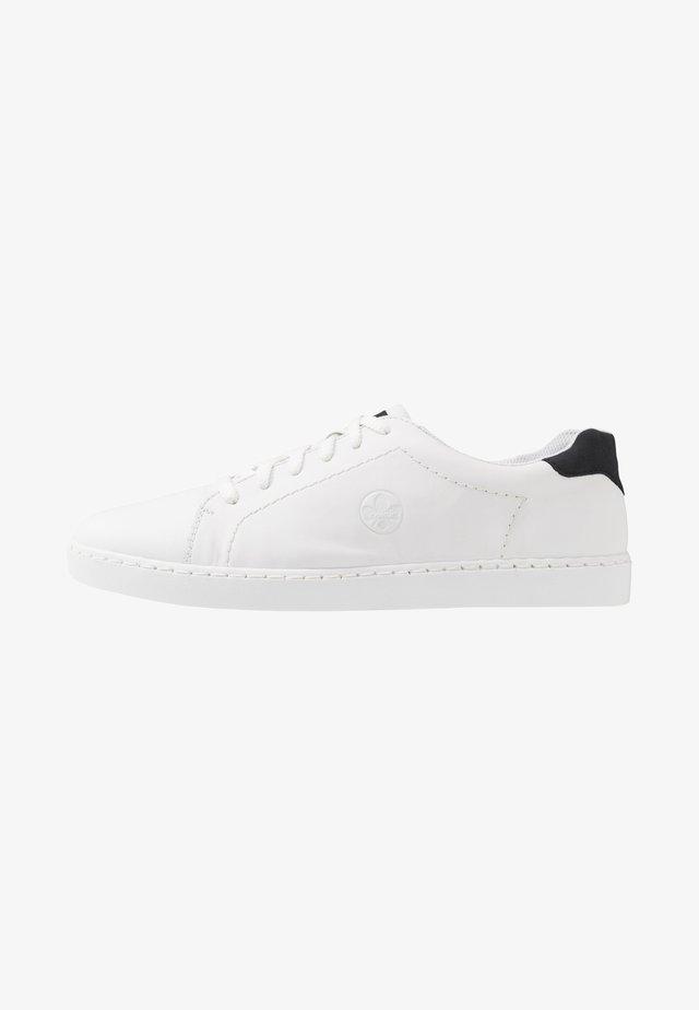 Sneakers laag - hartweiss/pazifik