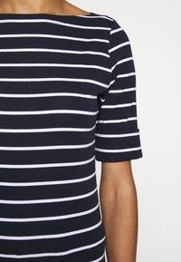 Lauren Ralph Lauren - Print T-shirt - navy/white - 6