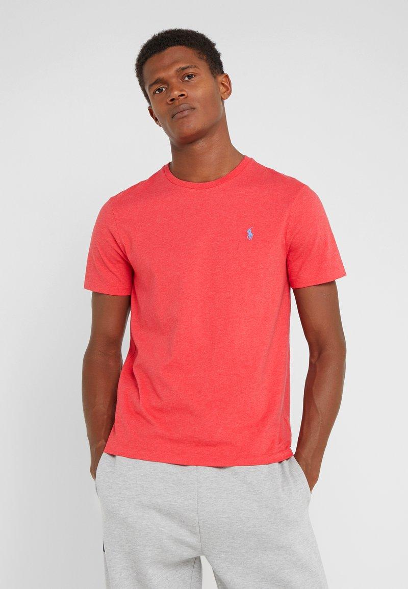 Polo Ralph Lauren - SHORT SLEEVE - T-shirt basique - rosette heather