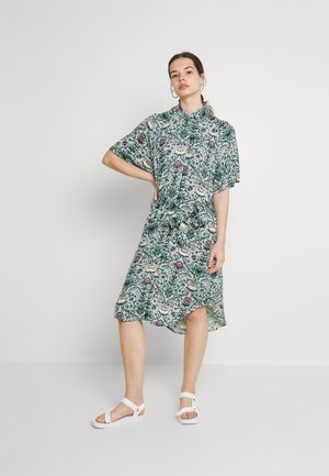 MIMMI DRESS - Skjortekjole - green