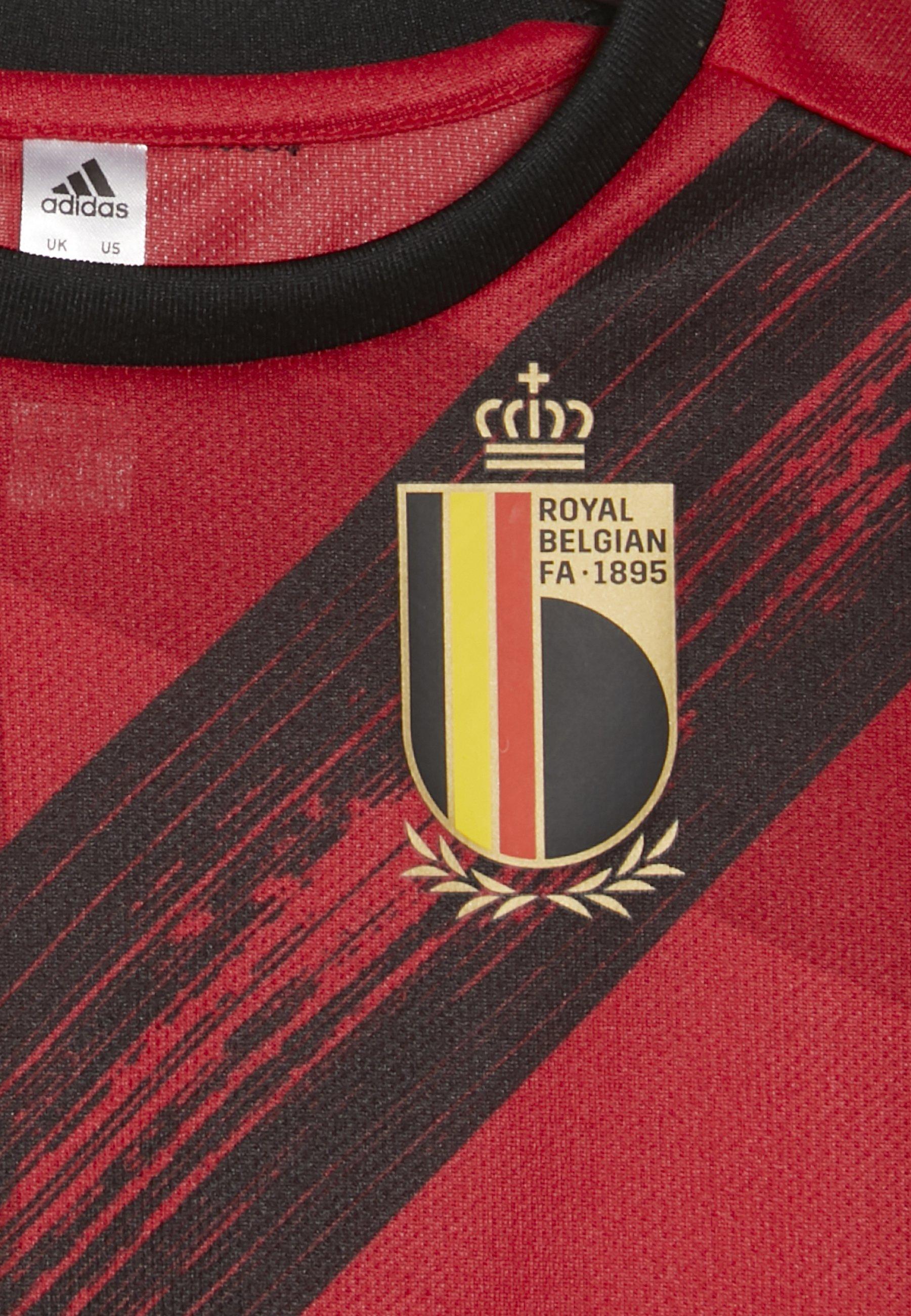 Kids BELGIUM RBFA HOME JERSEY - Club wear