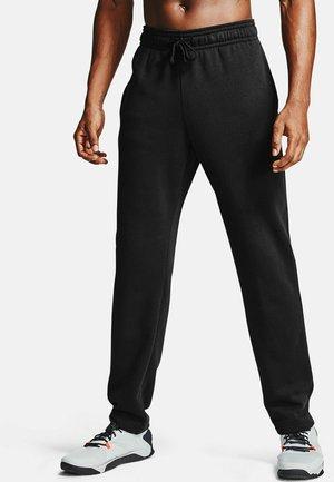 UA RIVAL - Pantalones deportivos - black