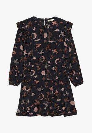 EA DRESS - Denní šaty - anthracite