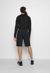Nike Golf - Sportovní kraťasy - black - 2