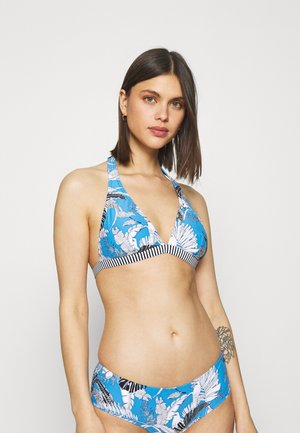 TULUM BEACH - Bikinitop - blue