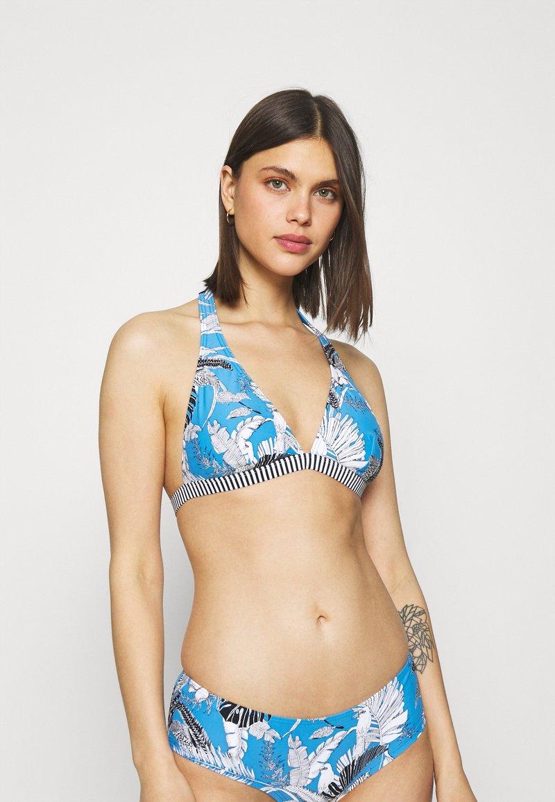 Esprit - TULUM BEACH - Haut de bikini - blue