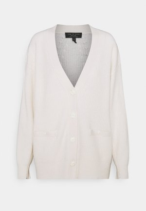 PIERCE LONG CARDIGAN - Chaqueta de punto - ivry