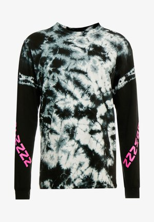 T-JUST-LS-J6 PULLOVER - Long sleeved top - black