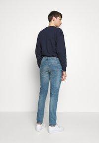 Diesel - LARKEE - Straight leg jeans - light blue denim - 2