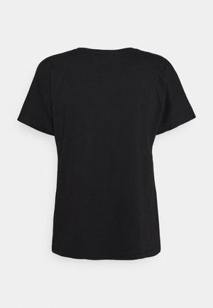 SEMBRO ROS - T-shirt basique - black