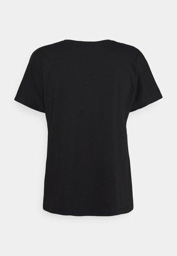 SEMBRO ROS - Basic T-shirt - black