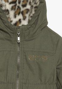 OVS - BABY PARKA JACKET - Winter jacket - dusty olive - 3
