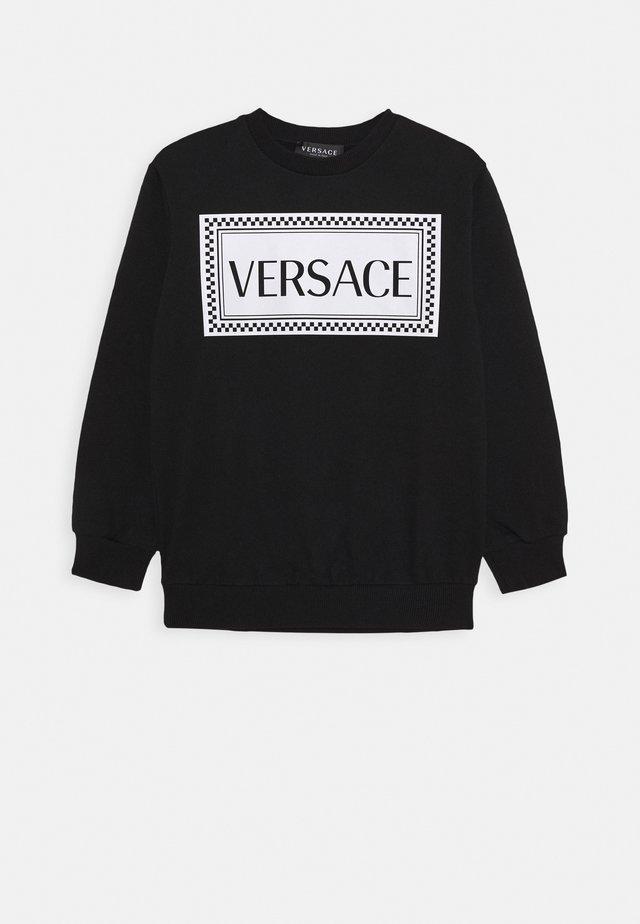 FELPA - Sweatshirt - nero/bianco opaco