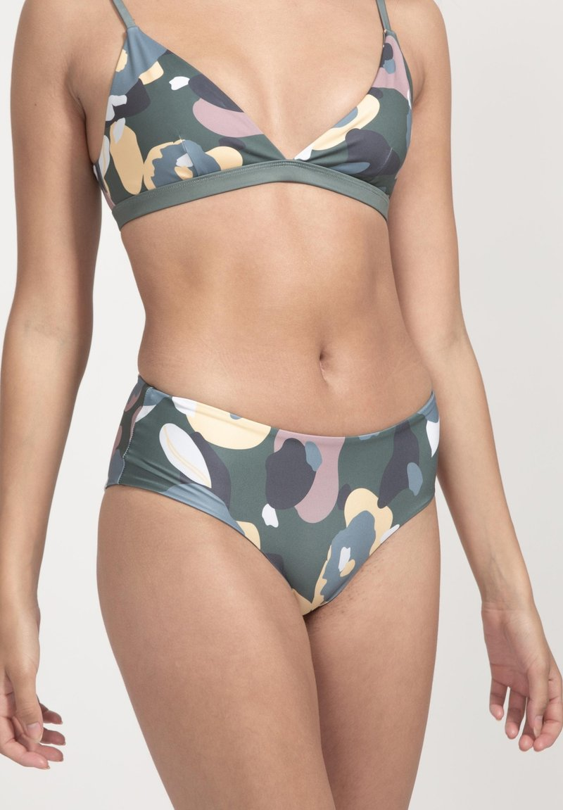 boochen - AMAMI - Bikini bottoms - green