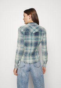 LTB - LUCINDA - Button-down blouse - malibu check wash - 2