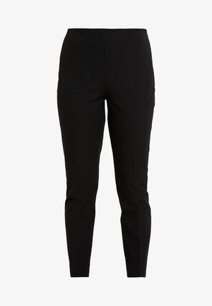SLIM LEG PANT - Legginsy - black