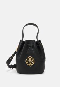 Tory Burch - MILLER BUCKET - Handbag - black - 0