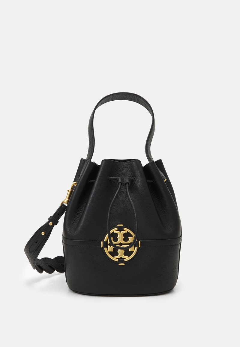 Tory Burch - MILLER BUCKET - Handbag - black