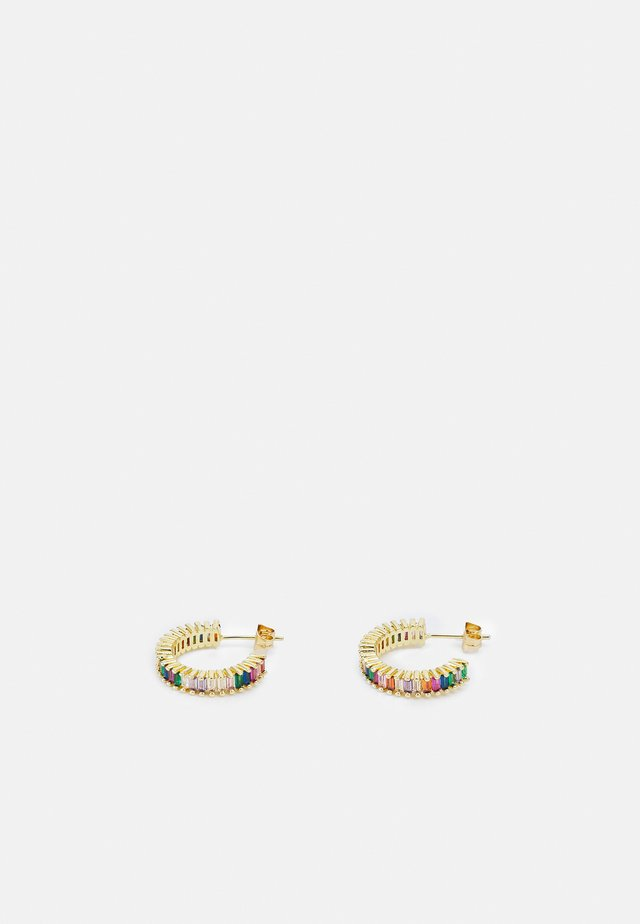EARRING - Kolczyki - gold-coloured
