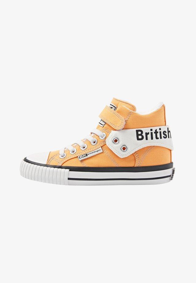 ROCO - Baskets basses - orange