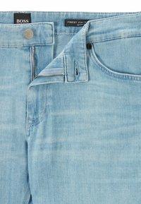 BOSS - Slim fit jeans - light blue - 5