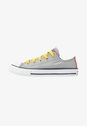 CHUCK TAYLOR ALL STAR  - Trainers - ash stone/university red/speed yellow