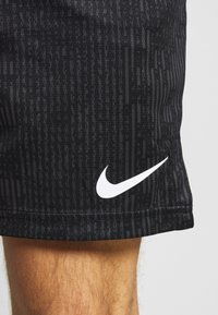 Nike Performance - DRY SHORT - Short de sport - black/white - 5