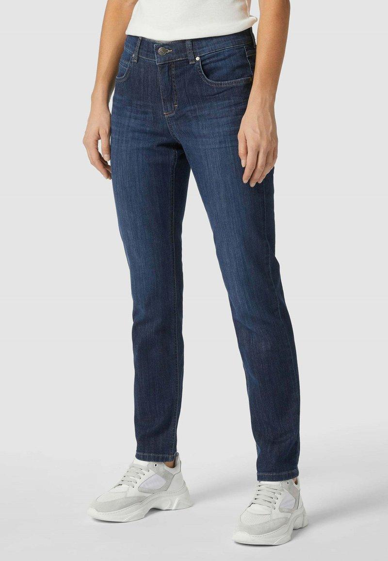 Angels - Straight leg jeans - marineblau