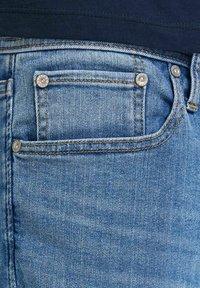 Jack & Jones - Straight leg jeans - blue denim - 6