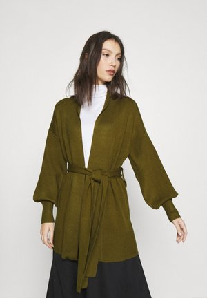 VMTABAYA SHAWLNECK  - Gilet - fir green