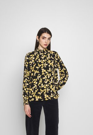 ONYVENERA - Blouse - black/you floral