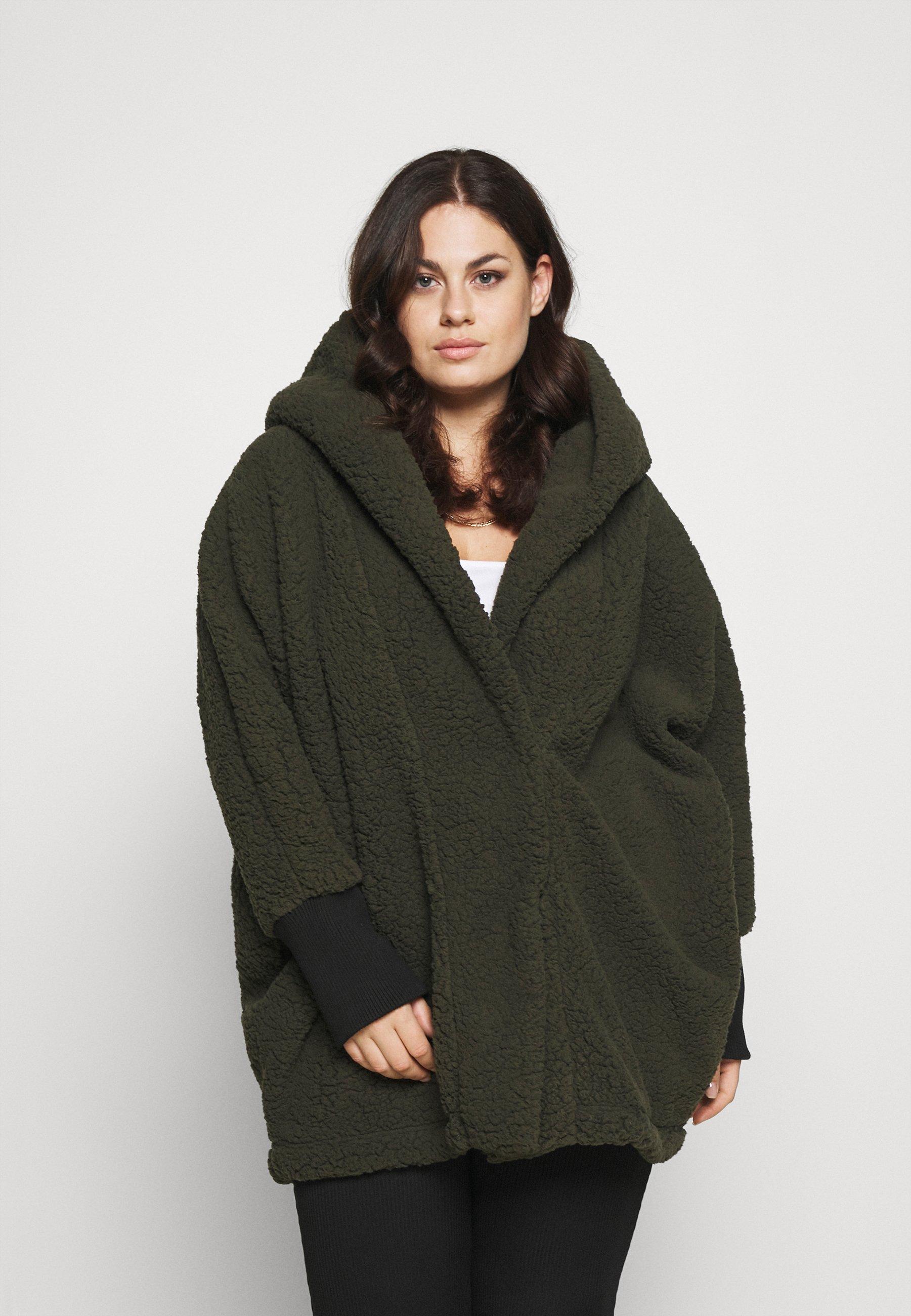 Women NMCUDDLE COATIGAN - Fleece jacket