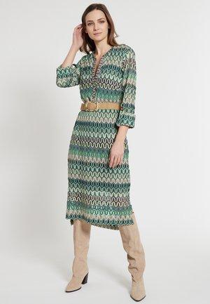 ETTORA - Jumper dress - grün