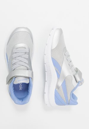 RUSH RUNNER 2.0 ALT - Obuwie do biegania treningowe - silver metallic/blue/white