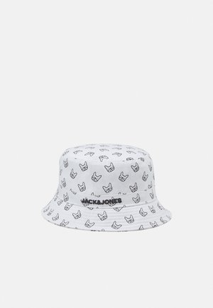 JACDOG BUCKET HAT - Hat - white
