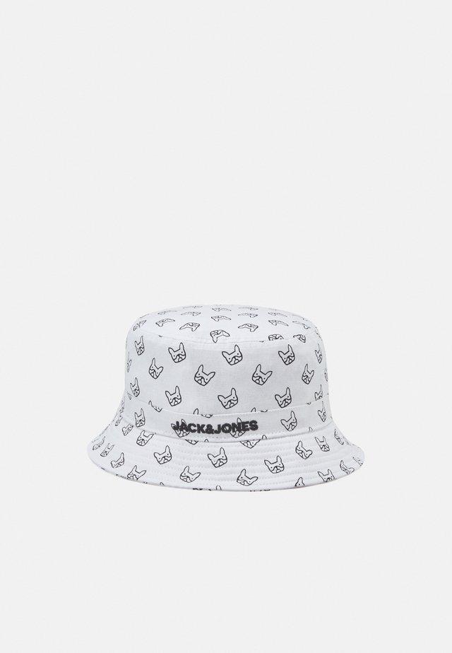JACDOG BUCKET HAT - Hat - white