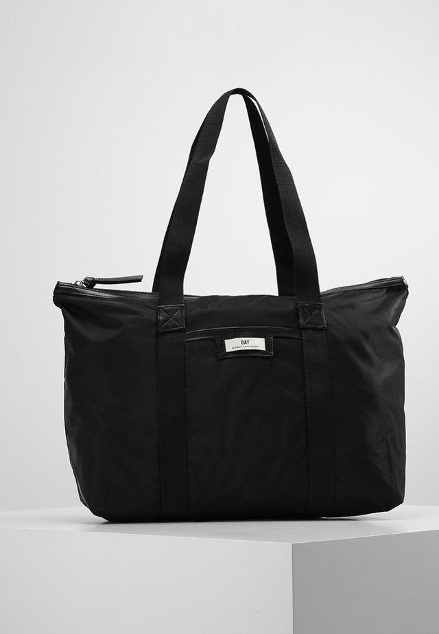 GWENETH - Bolso shopping - black